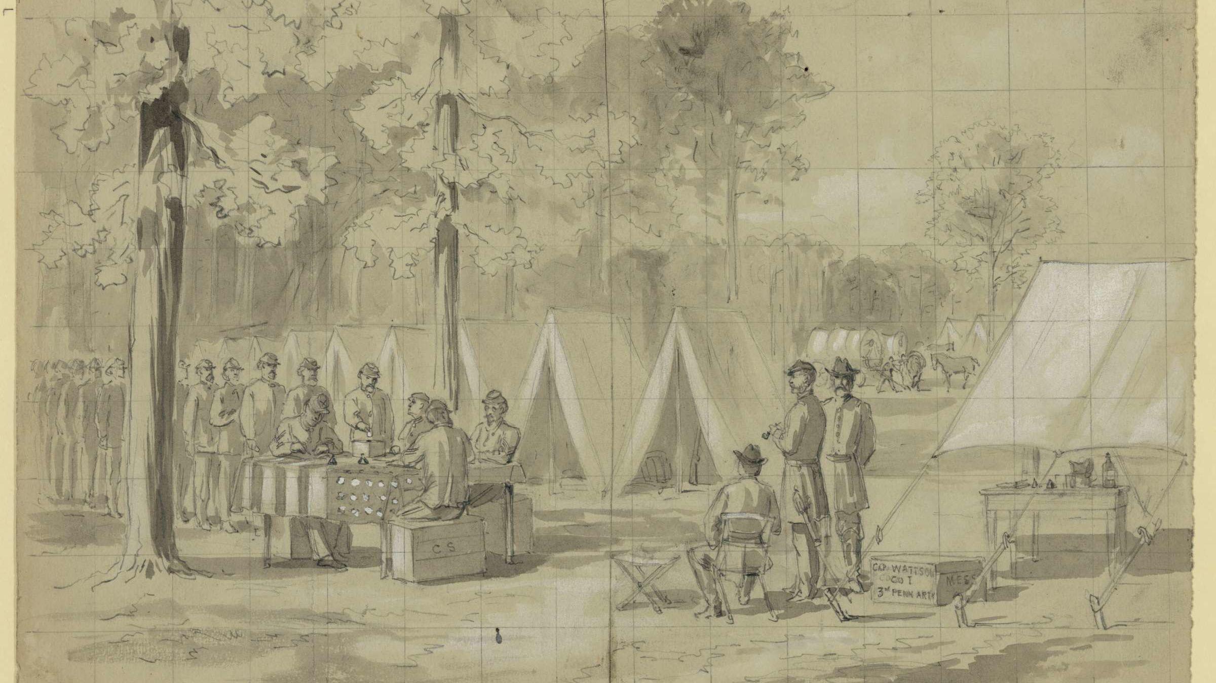 The Civil War Beginnings of America's Absentee Ballots