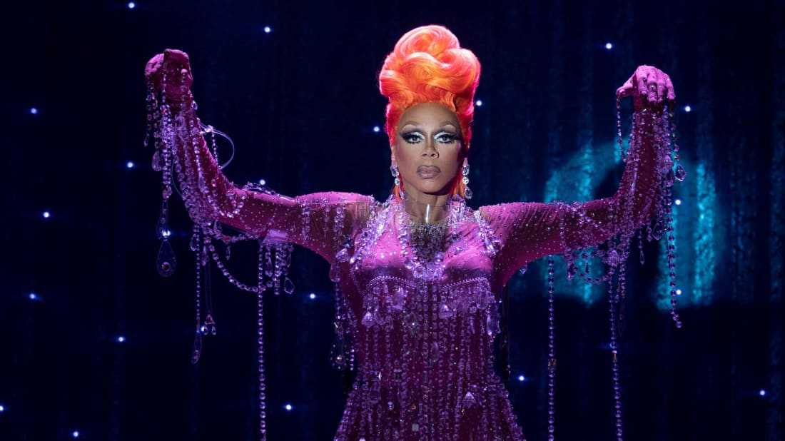 RuPaul stars in Netflix's AJ and the Queen (2020).
