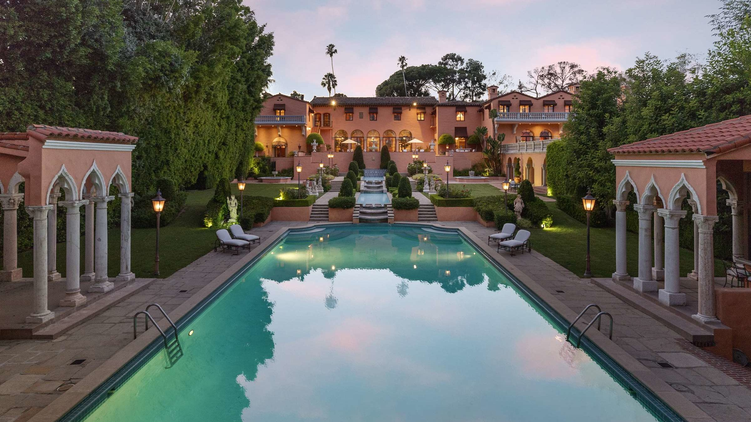 The Beverly House—Setting of The Godfather and JFK's Honeymoon—Is Up for Sale for $125 Million