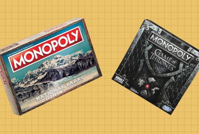 Hasbro/USAopoly/Amazon