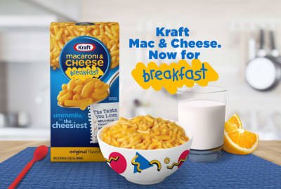 Your morning routine just got cheesier.