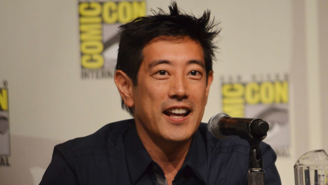 Grant Imahara attends San Diego Comic-Con