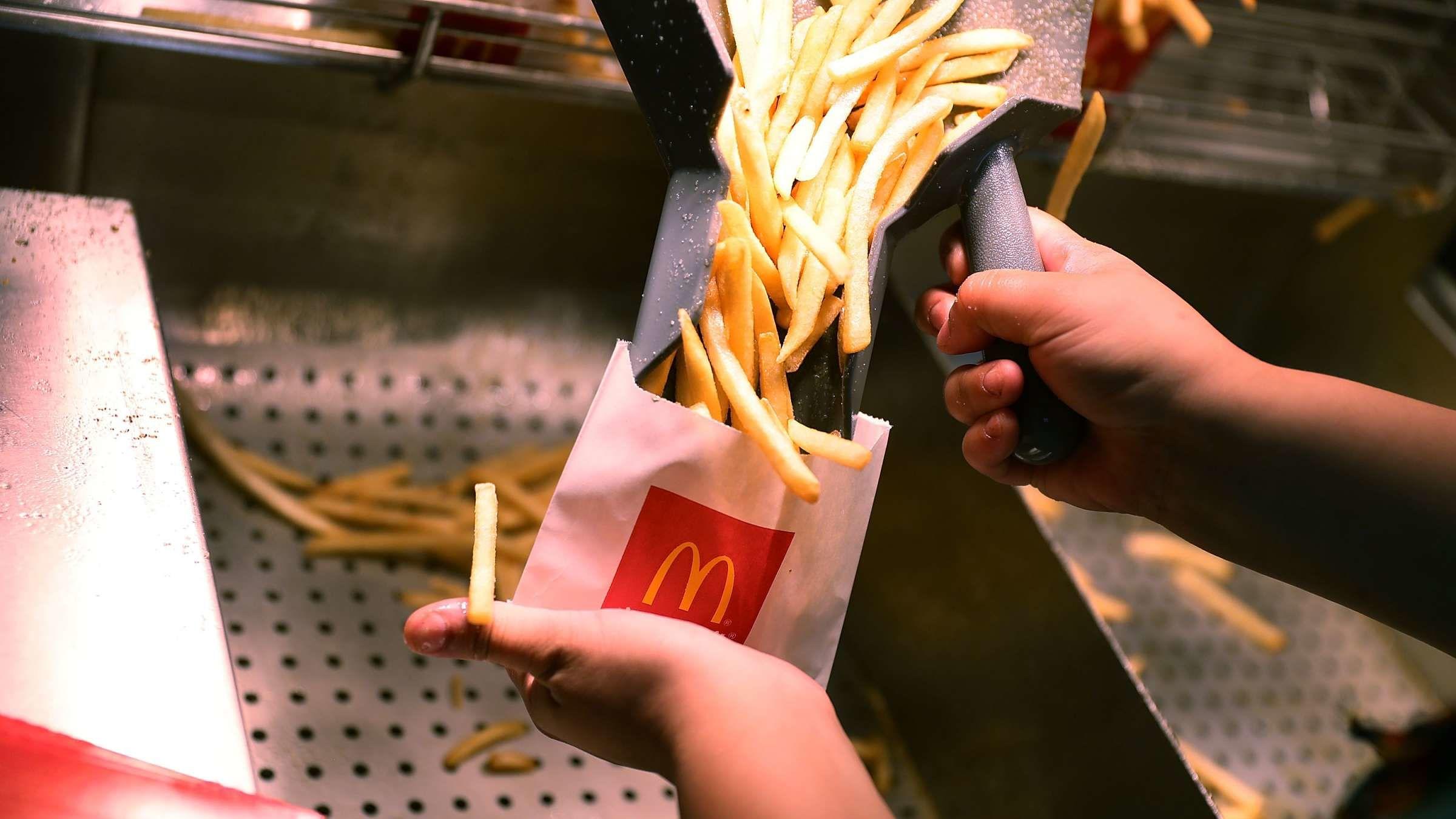 McDonald's Free Fry Refills Are Their Best-Kept Secret