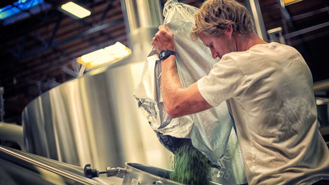 Being a brewmaster is about more than just sampling beer and coming up with new recipes. Maintenance and sanitation also play a huge role in the job.