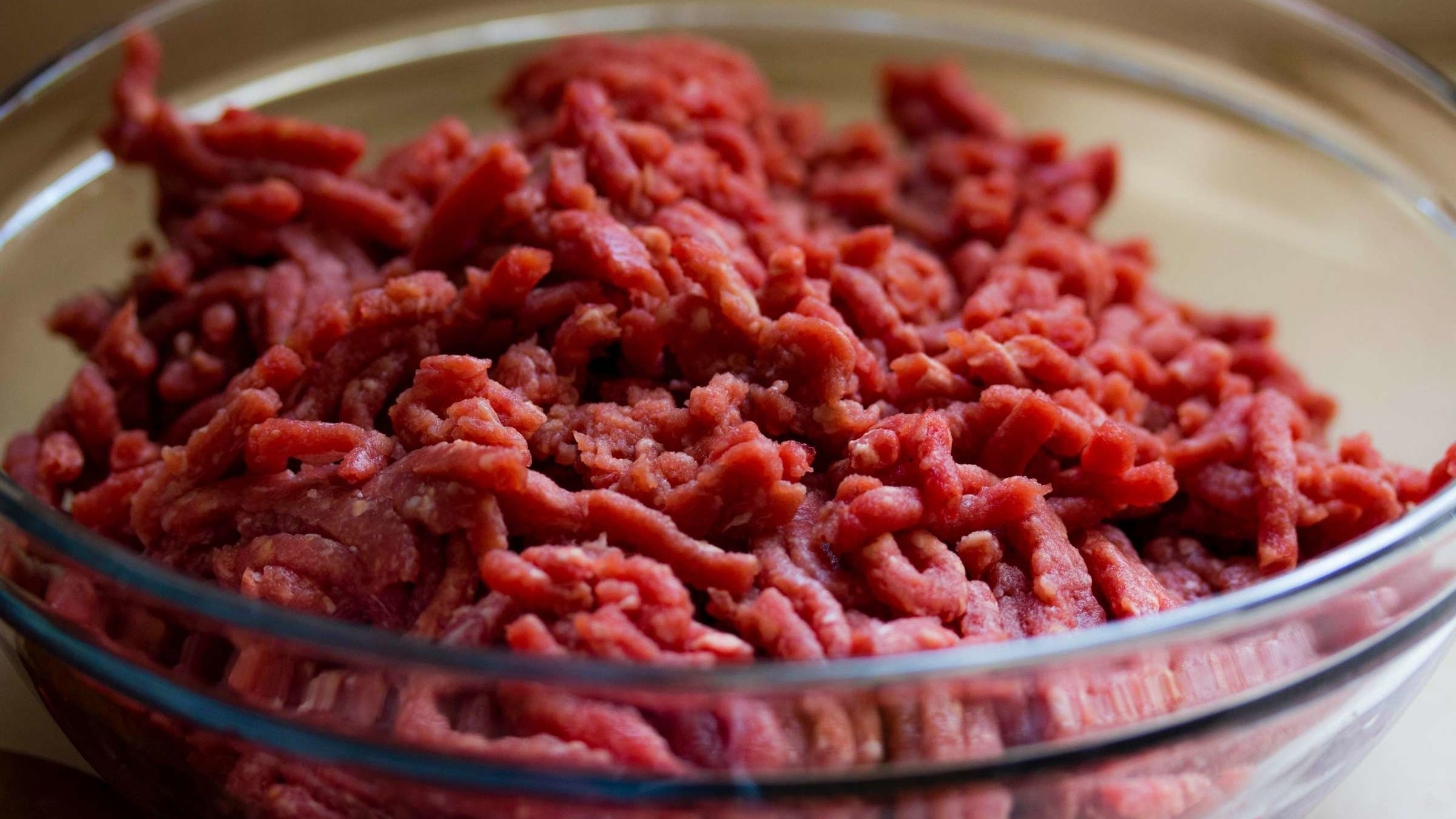 More Than 38,000 Pounds of Ground Beef Has Been Recalled
