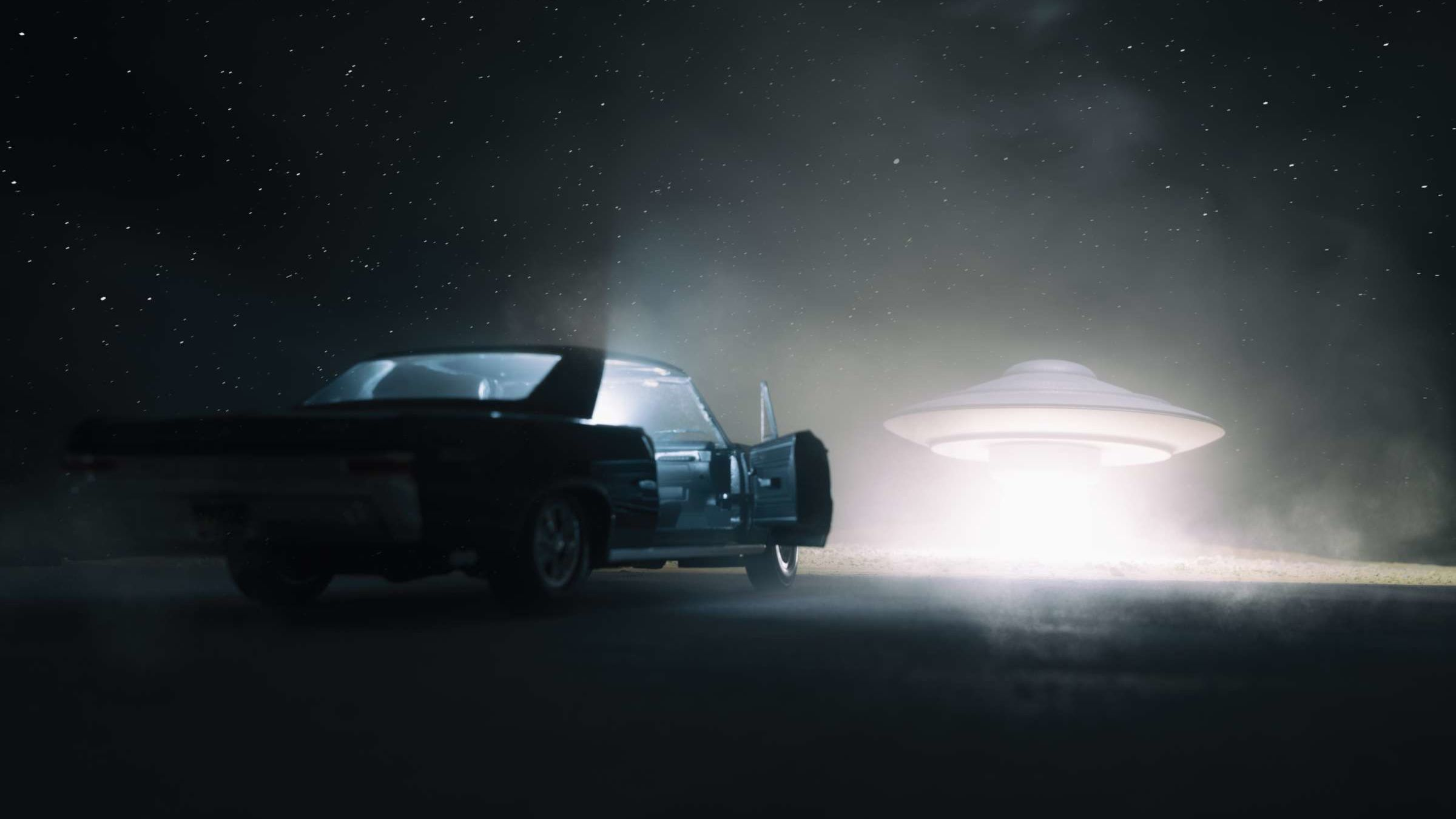 11 Strange Stories From the National UFO Reporting Center