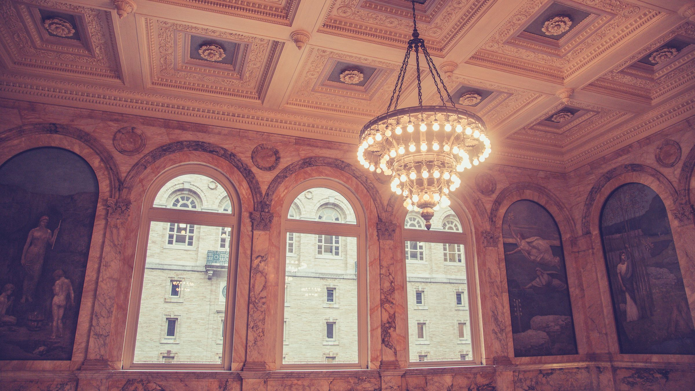 The Boston Public Library Is Offering Four Free Wedding Ceremonies