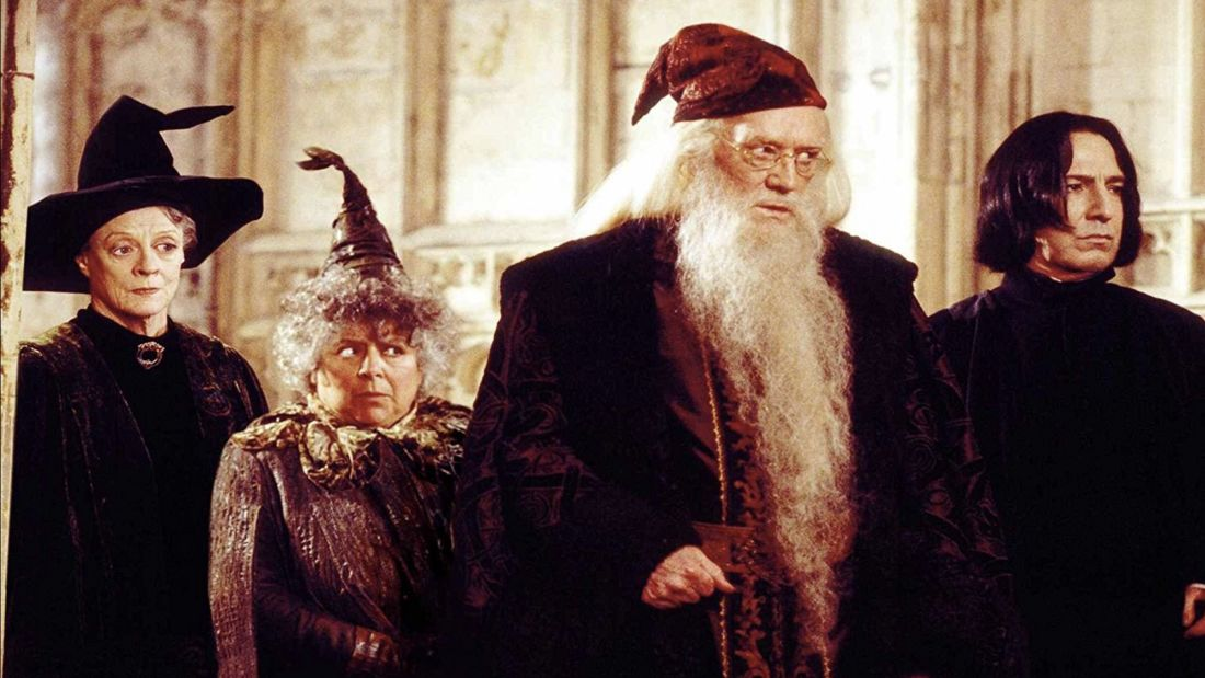 Warner Bros. All Rights Reserved. Harry Potter Publishing Rights/J.K.R.