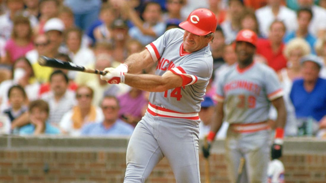 Pete Rose broke the all-time hits record on September 11, 1985.