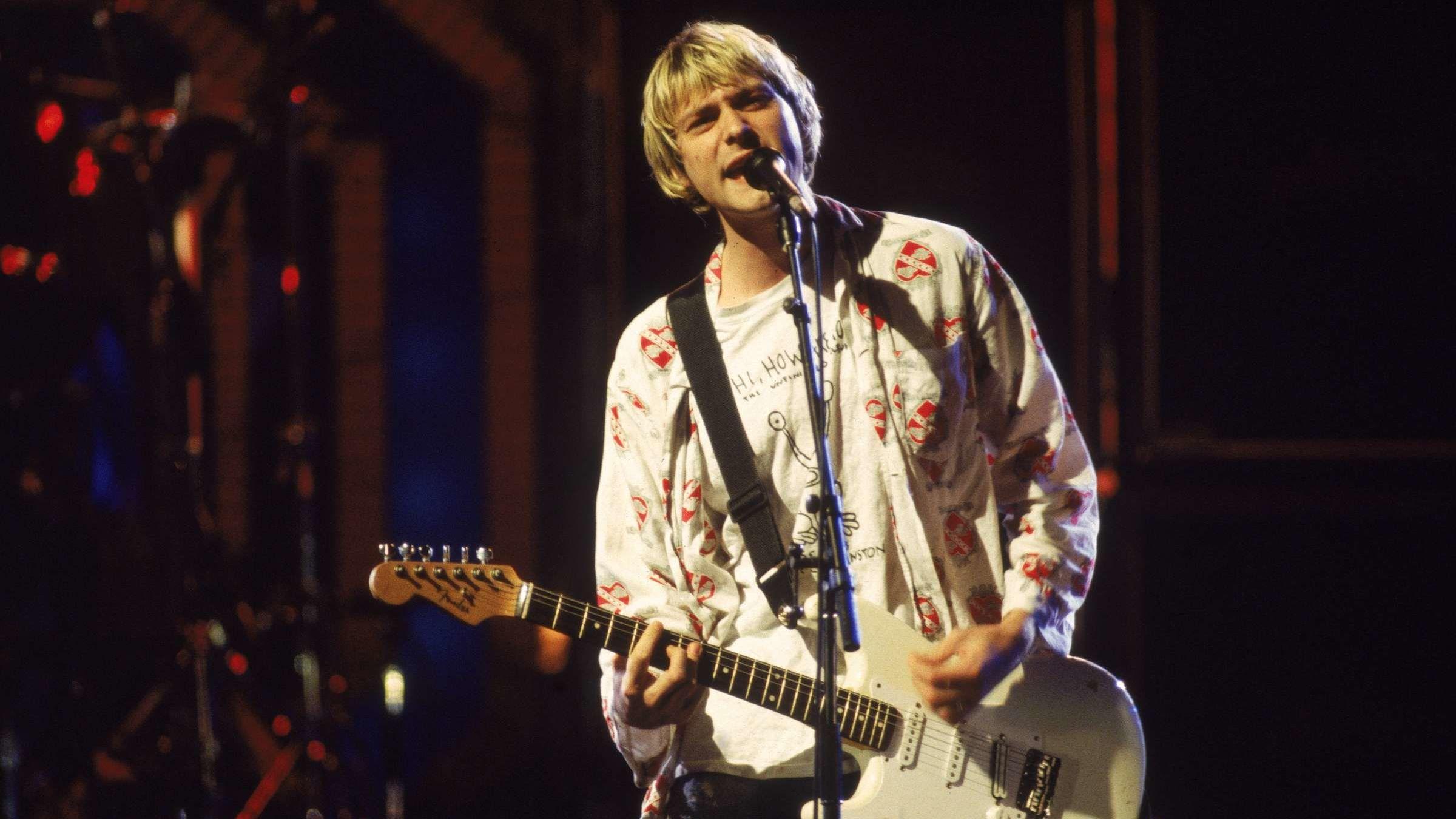 For Sale: A Few Strands of Kurt Cobain's Hair