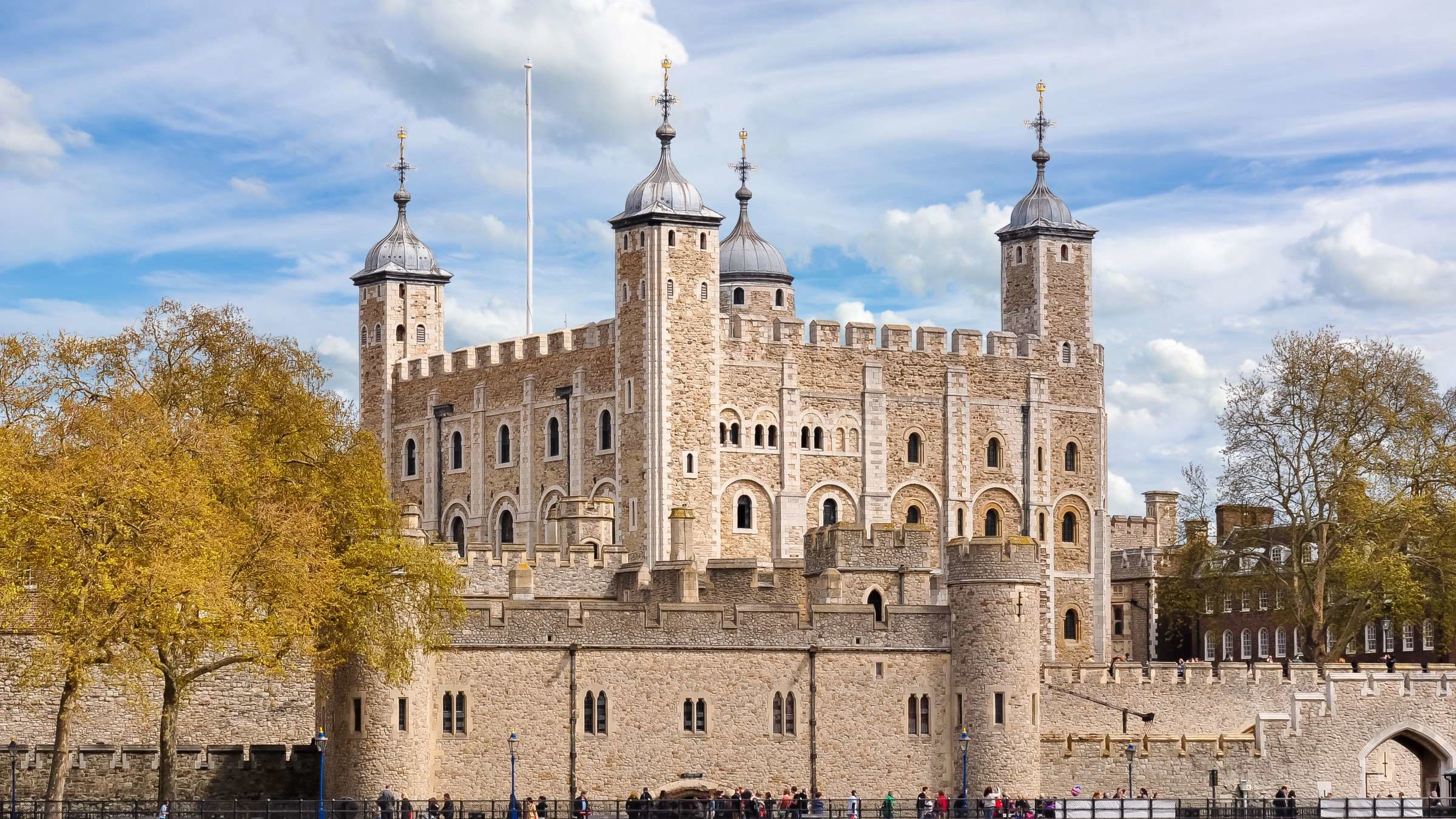 7 Formidable Facts About the Tower of London
