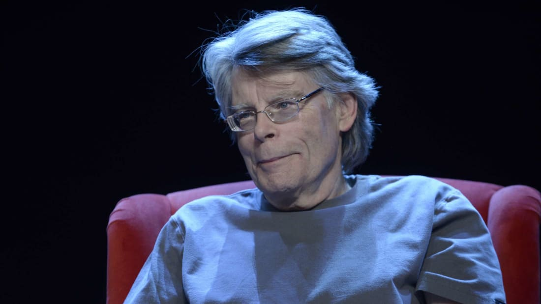 Stephen King, benevolent benefactor.