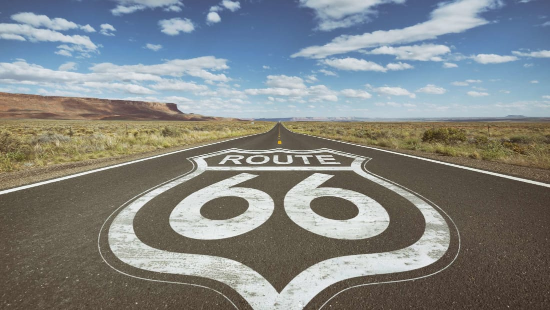 Even today, Route 66 remains one of the ultimate American road trips.