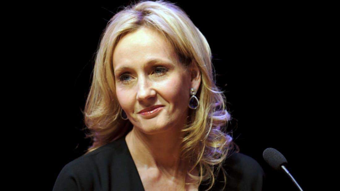 J.K. Rowling in 2012.