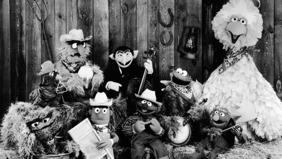 Children's Television Workshop/Courtesy of Getty Images