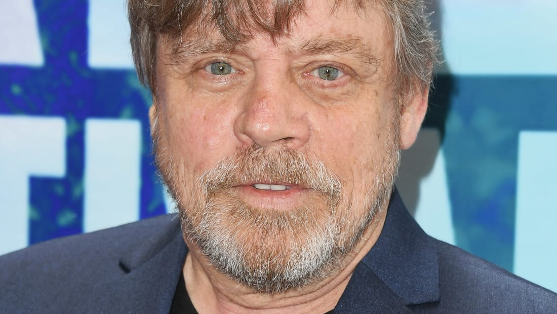 Mark Hamill in Los Angeles in 2018