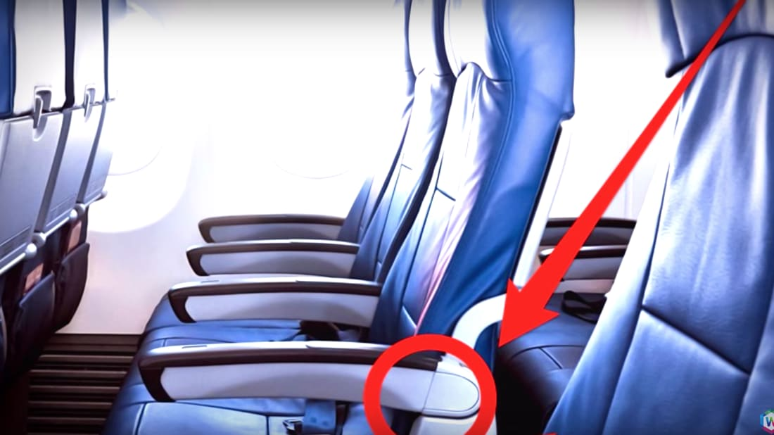 Prime This Hidden Button Gives You More Room In A Planes Aisle Alphanode Cool Chair Designs And Ideas Alphanodeonline