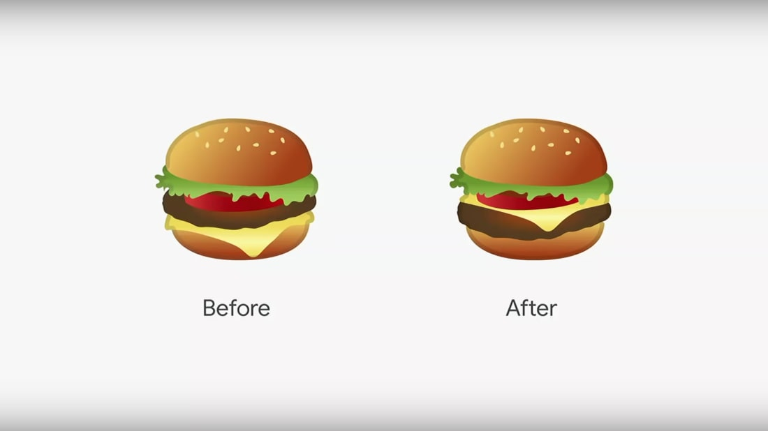 Google Fixes Major Problem in its Cheeseburger and Beer