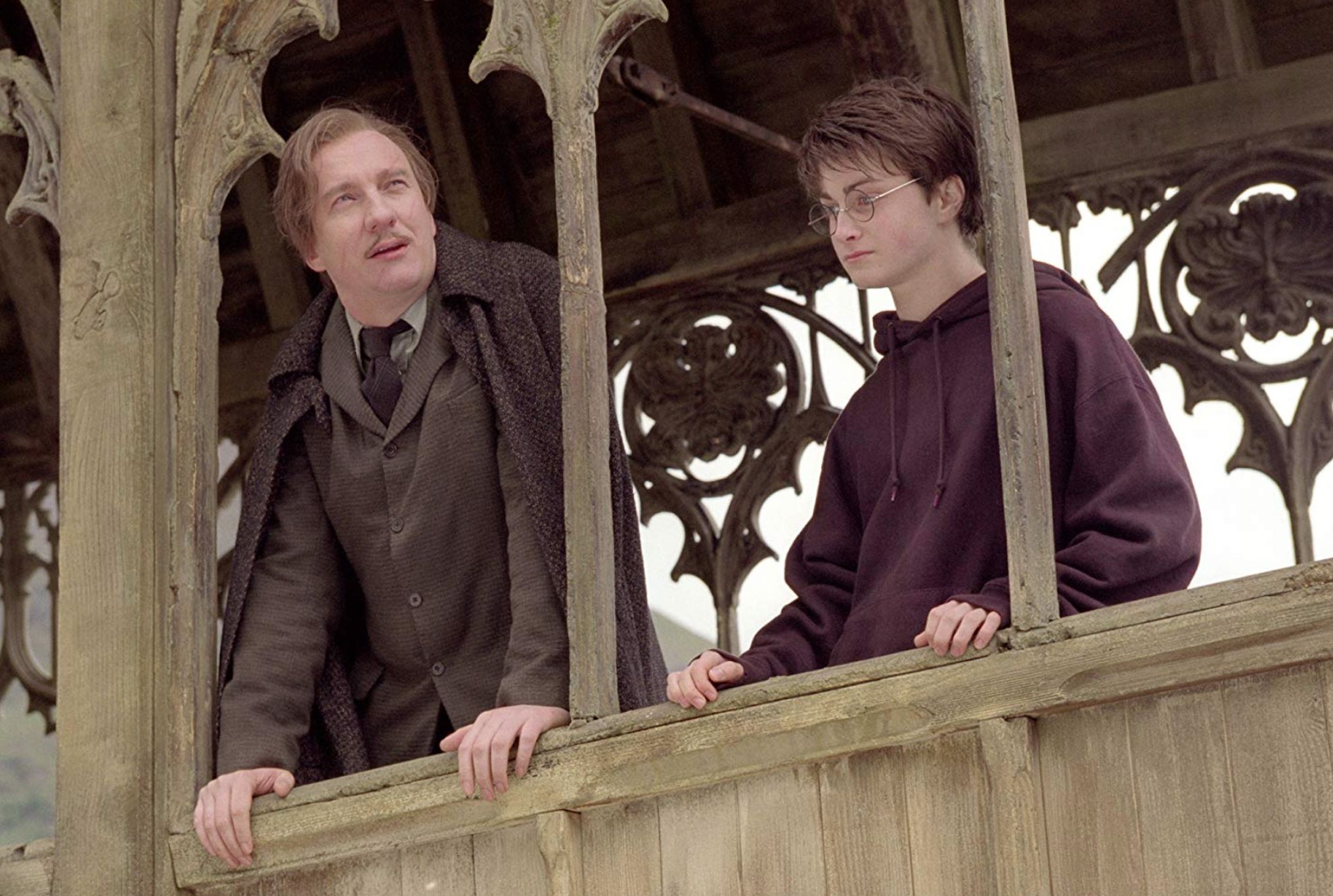 How The Harry Potter And The Prisoner Of Azkaban Movie Accidentally Spoiled Some Future Storylines Mental Floss