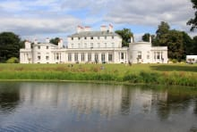 Frogmore House, Prince Harry and Meghan Markle's primary estate on the grounds of Windsor Castle.