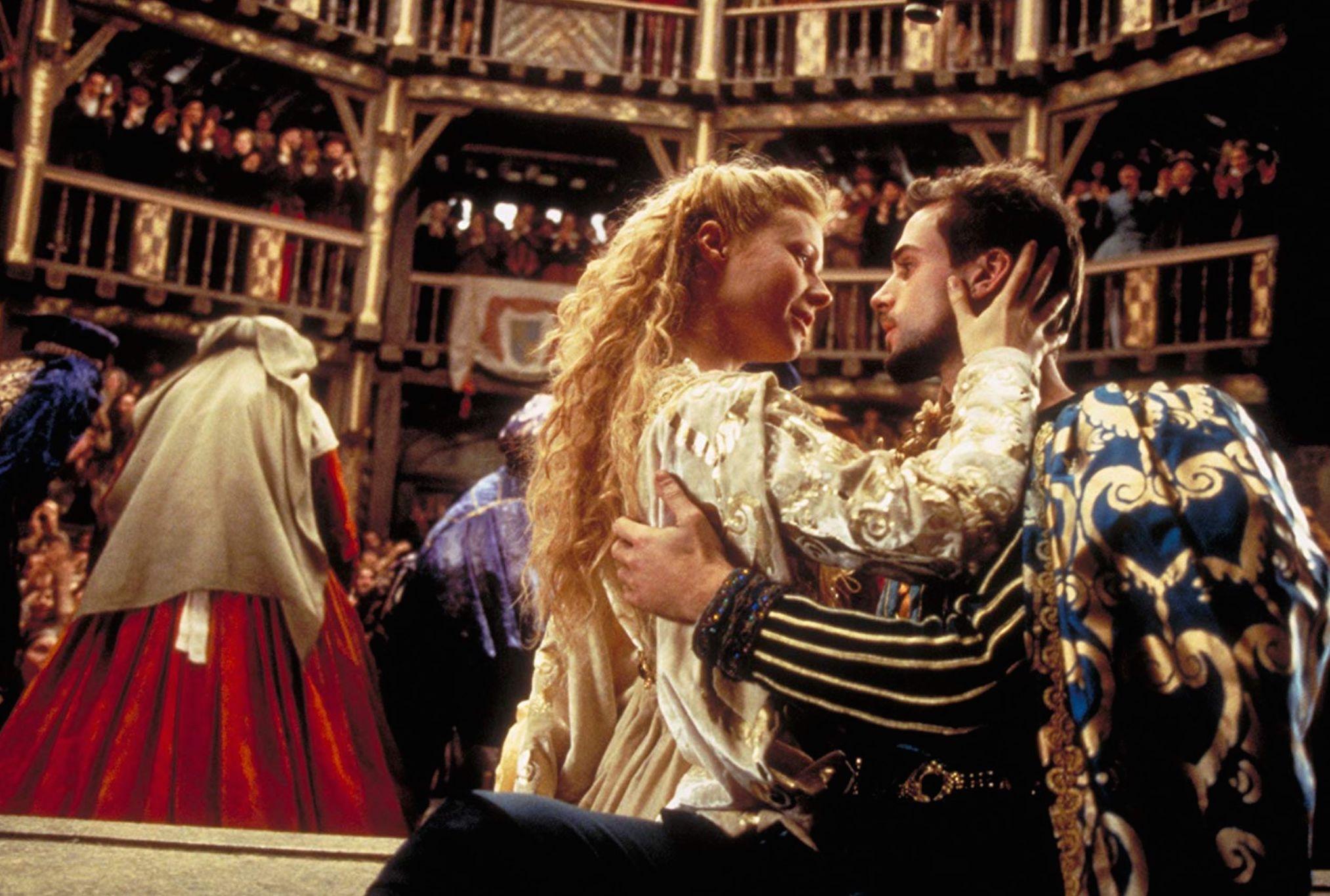 Scene from Shakespeare in Love