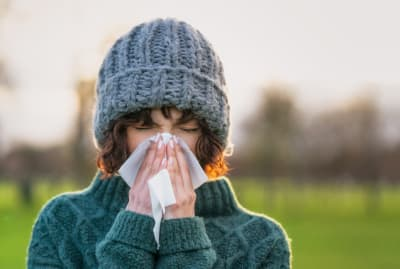 Next time your nose gets stuffy, make sure you know how to blow it correctly.