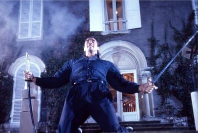 Highlander: The Series, starring Adrian Paul, was an international hit.