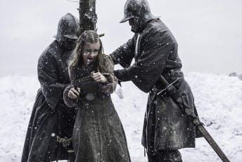 Kerry Ingram stars as Shireen Baratheon in Game of Thrones.