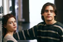 Claire Danes and Jared Leto star in My So-Called Life (1994).
