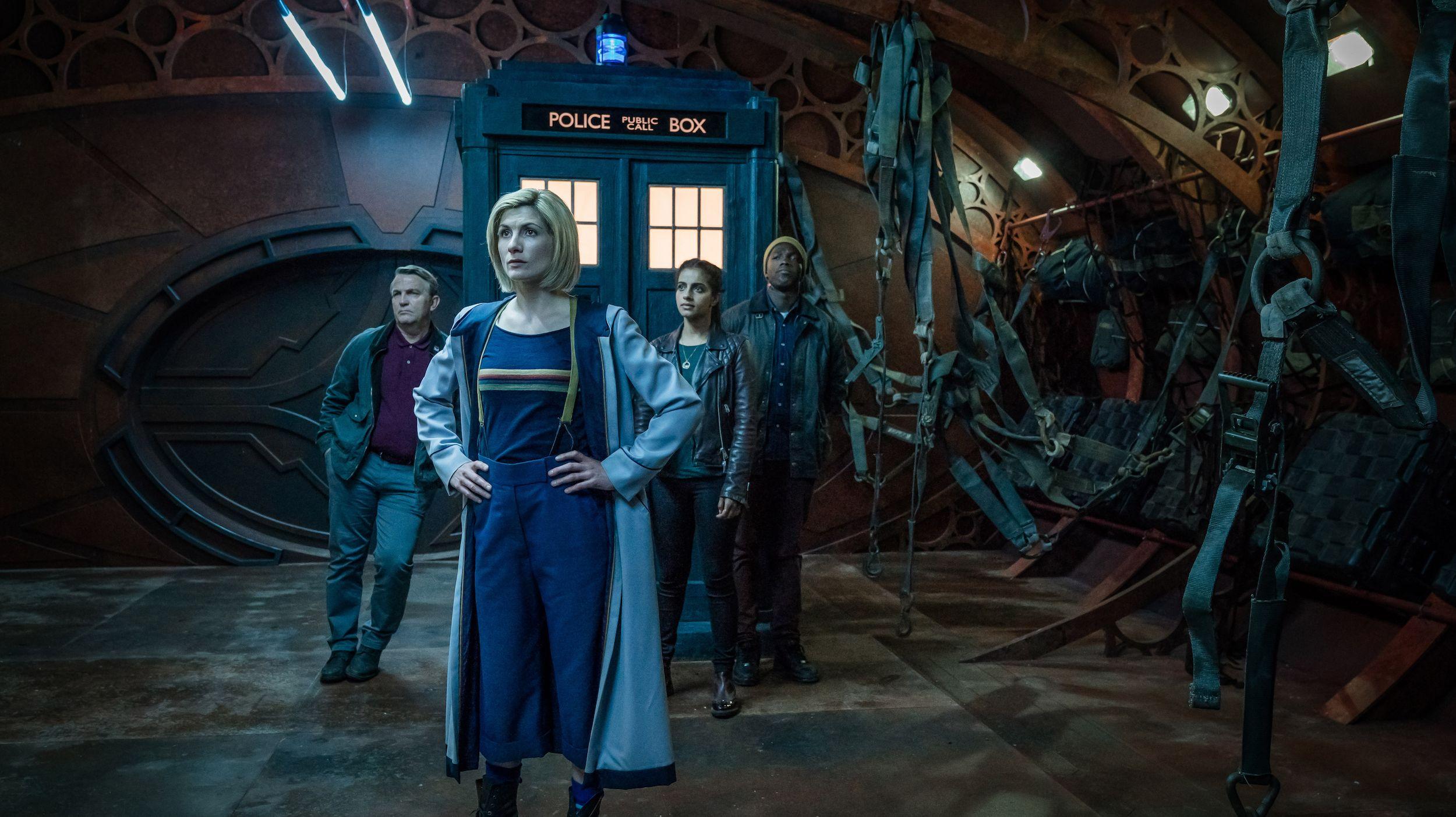 Lywjyb Birdgot Doctor Who Idea Gift Doctor Who Tardis Keychain ...