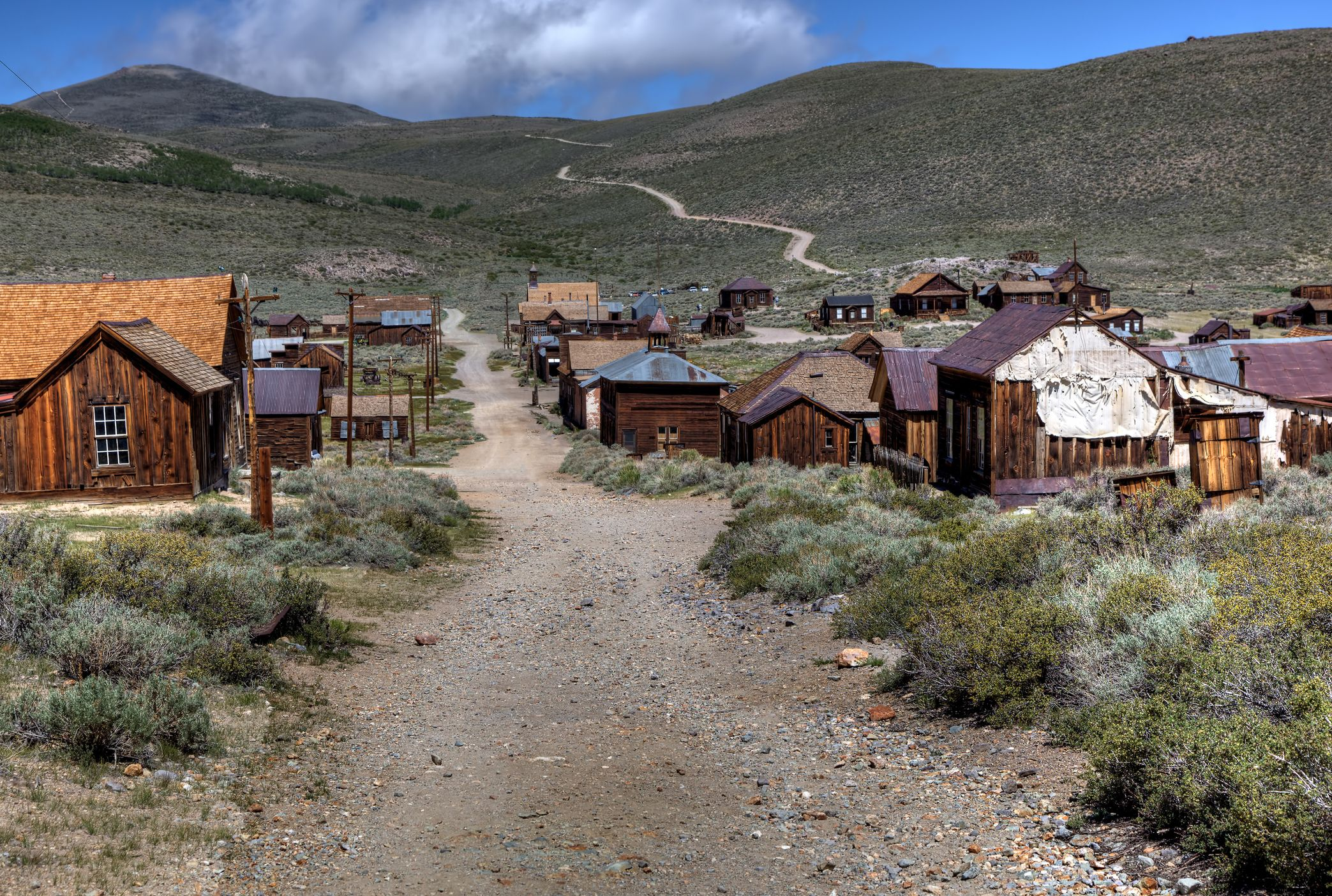 10 American Ghost Towns You Can Visit Mental Floss