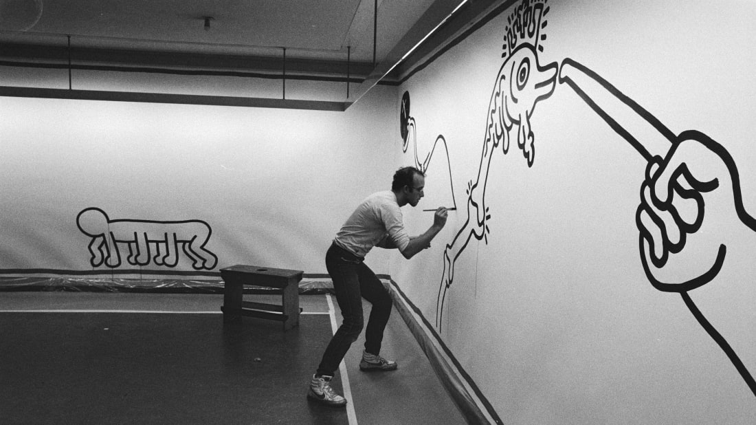 10 Surprising Facts About Keith Haring Mental Floss