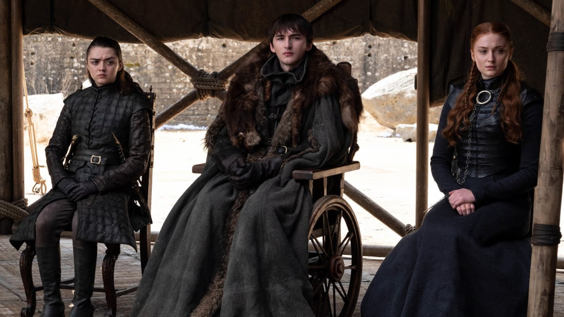 You Can Read D.B. Weiss and David Benioff's Game of Thrones Finale Script Online
