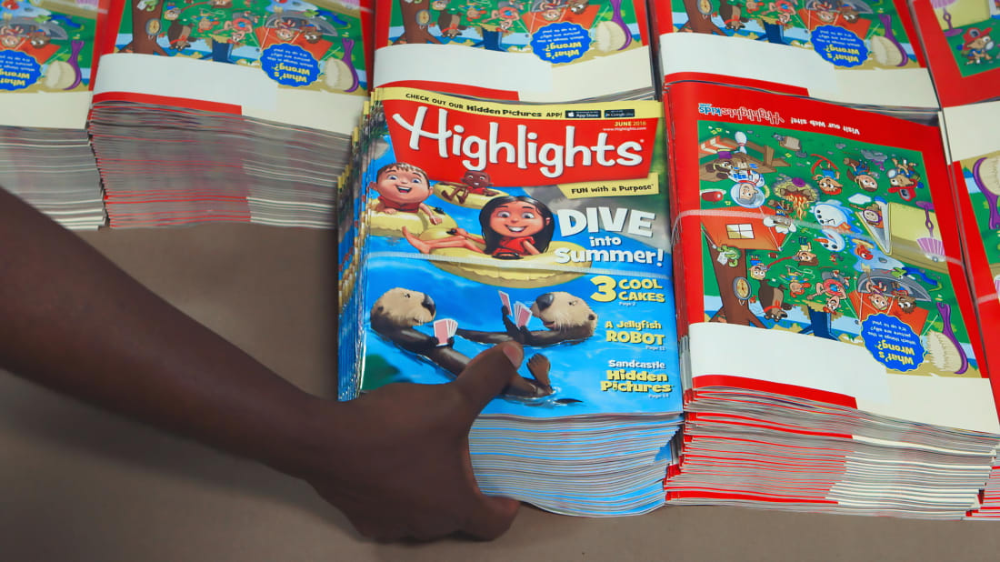 10 Fun Facts About Highlights Magazine Mental Floss