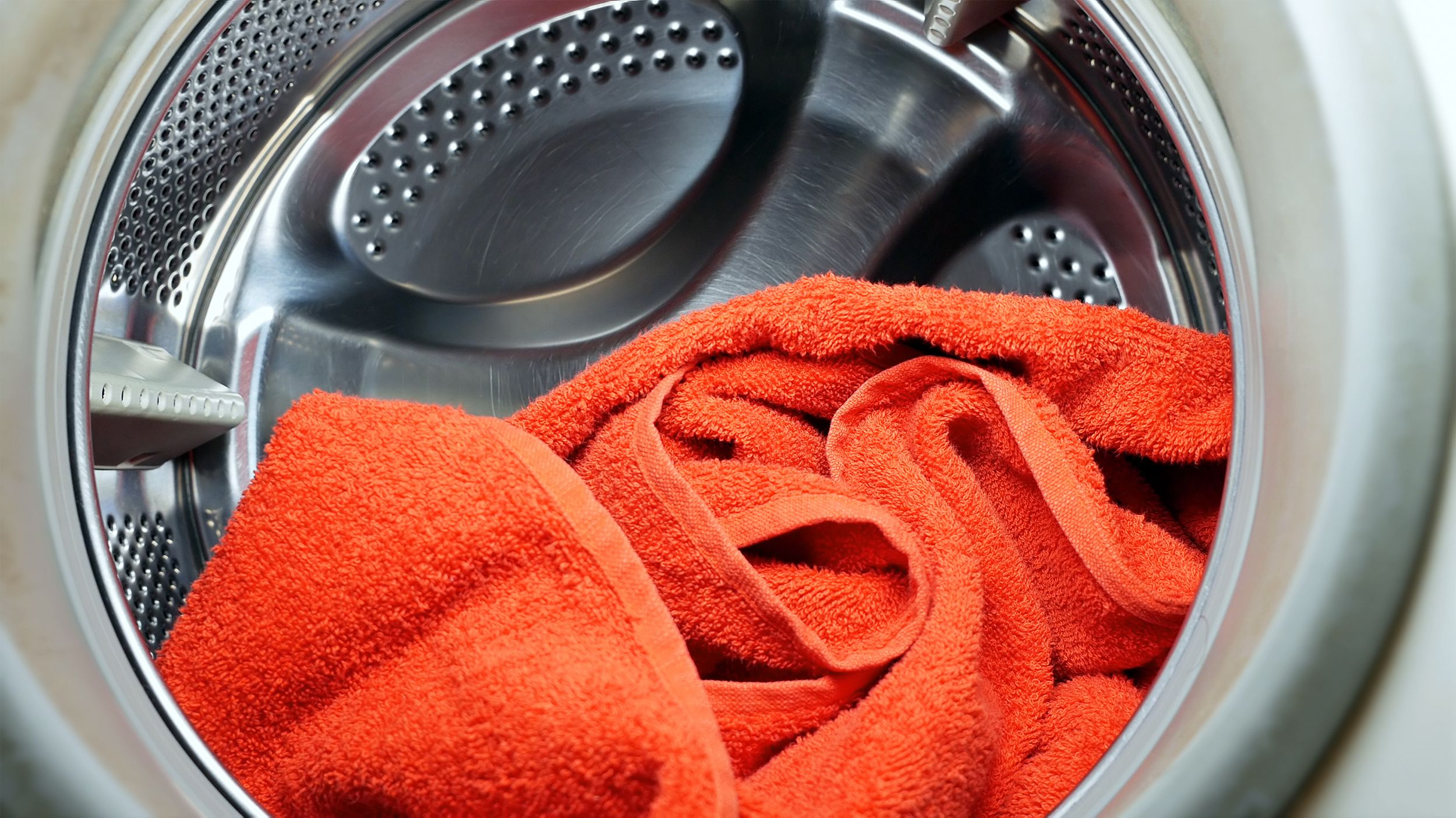 Clothes Smelling Less Than Fresh? Try Cleaning Your Washing Machine