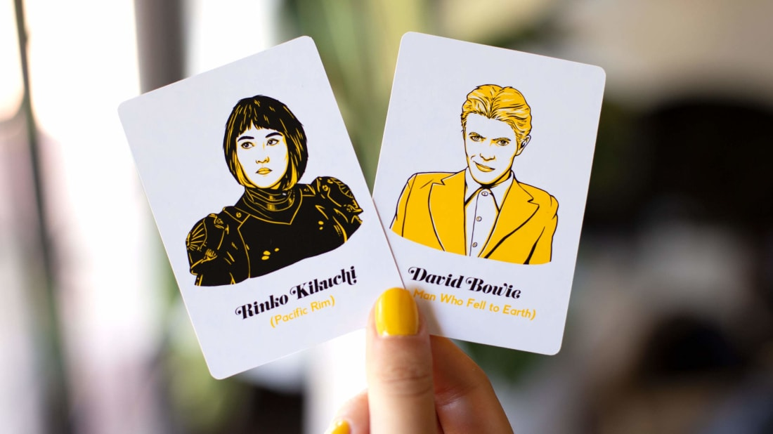 Attention Movie Geeks: Cinephile Is the Card Game You Need Right Now