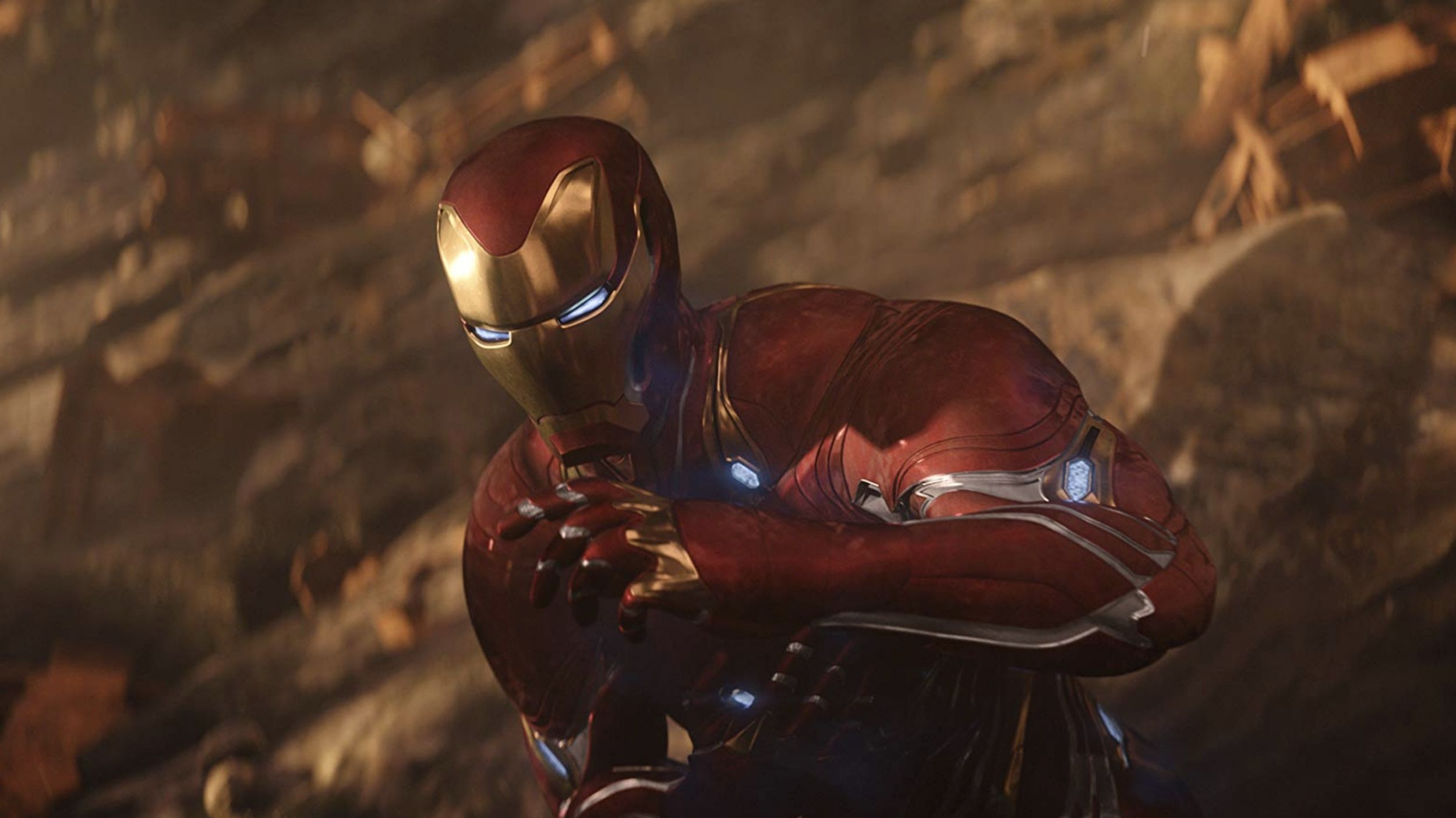 Leaked Avengers Endgame Photo May Have Revealed Iron Mans