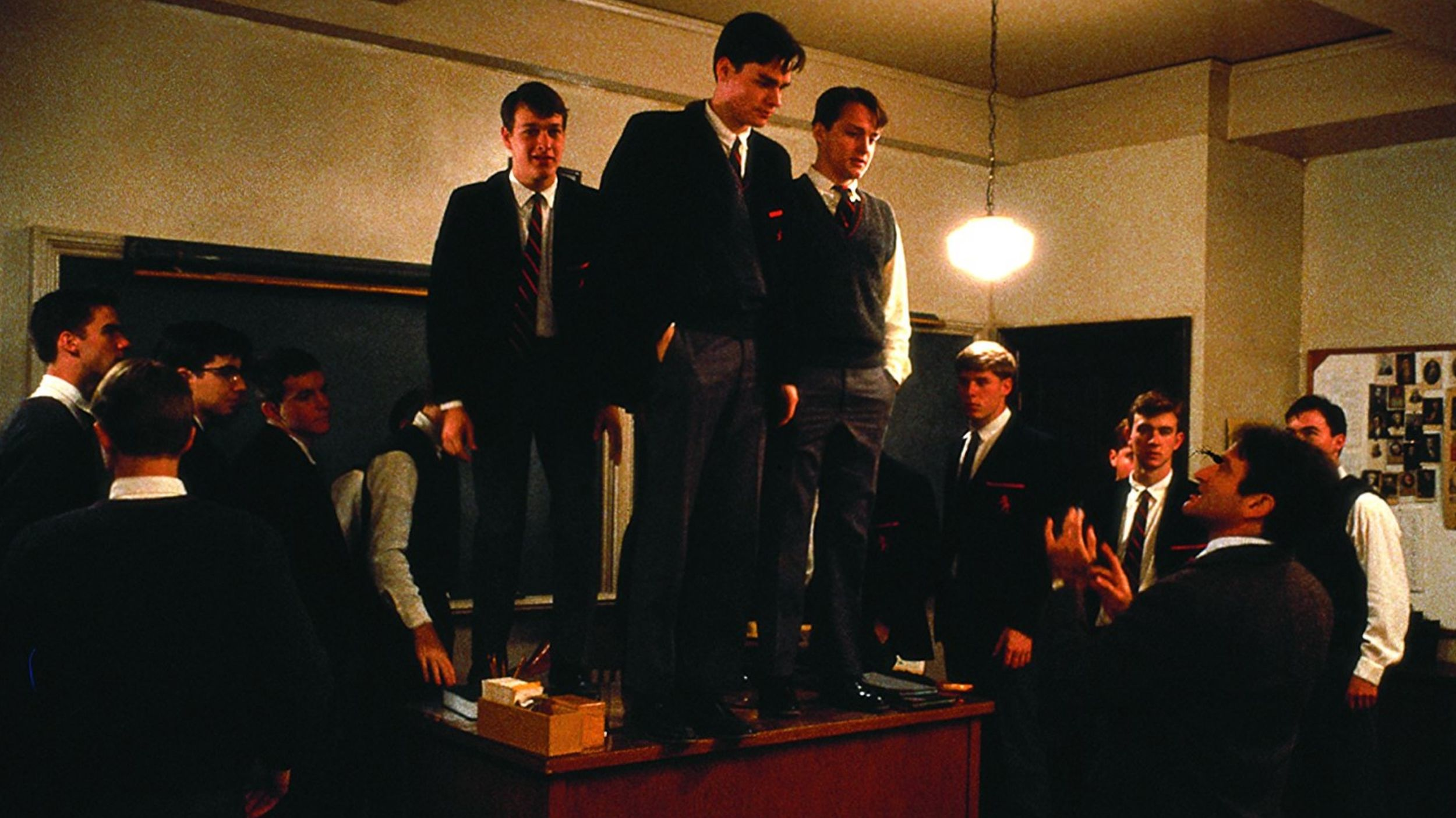 Dead Poets Society Movie Facts Mental Floss