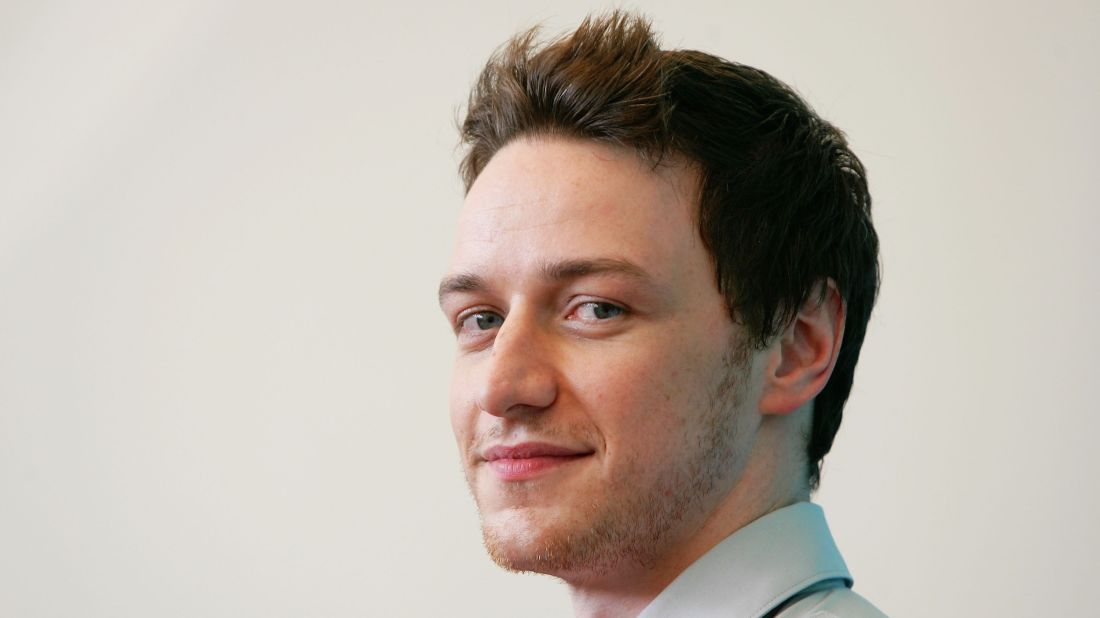 9 Surprising Facts About James McAvoy