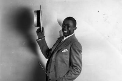 Lincoln Perry (stage name Stepin Fetchit) circa 1927