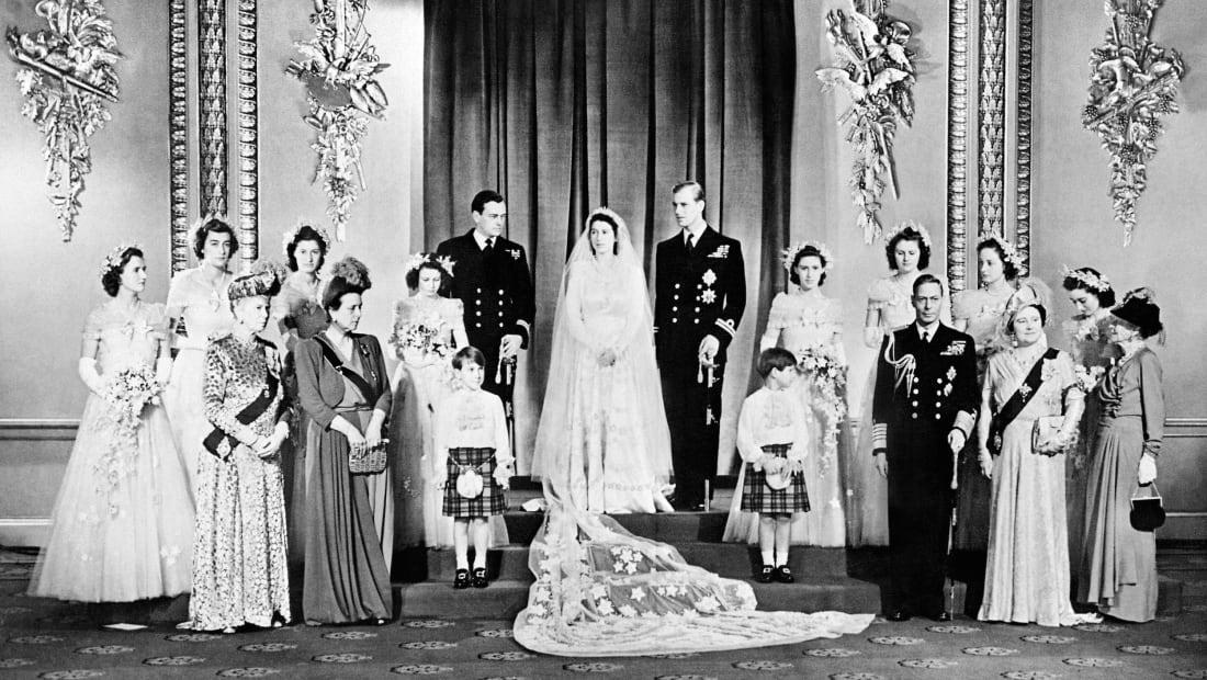 Queen Elizabeth Ii Wedding.20 Facts About Queen Elizabeth Ii And Prince Philip S Wedding