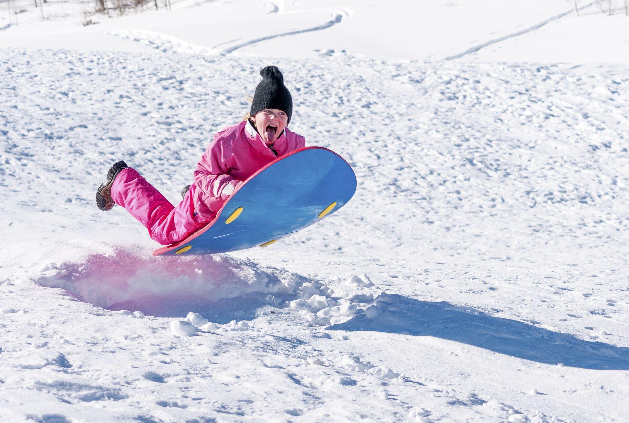 Snow Zone Snow Sledge