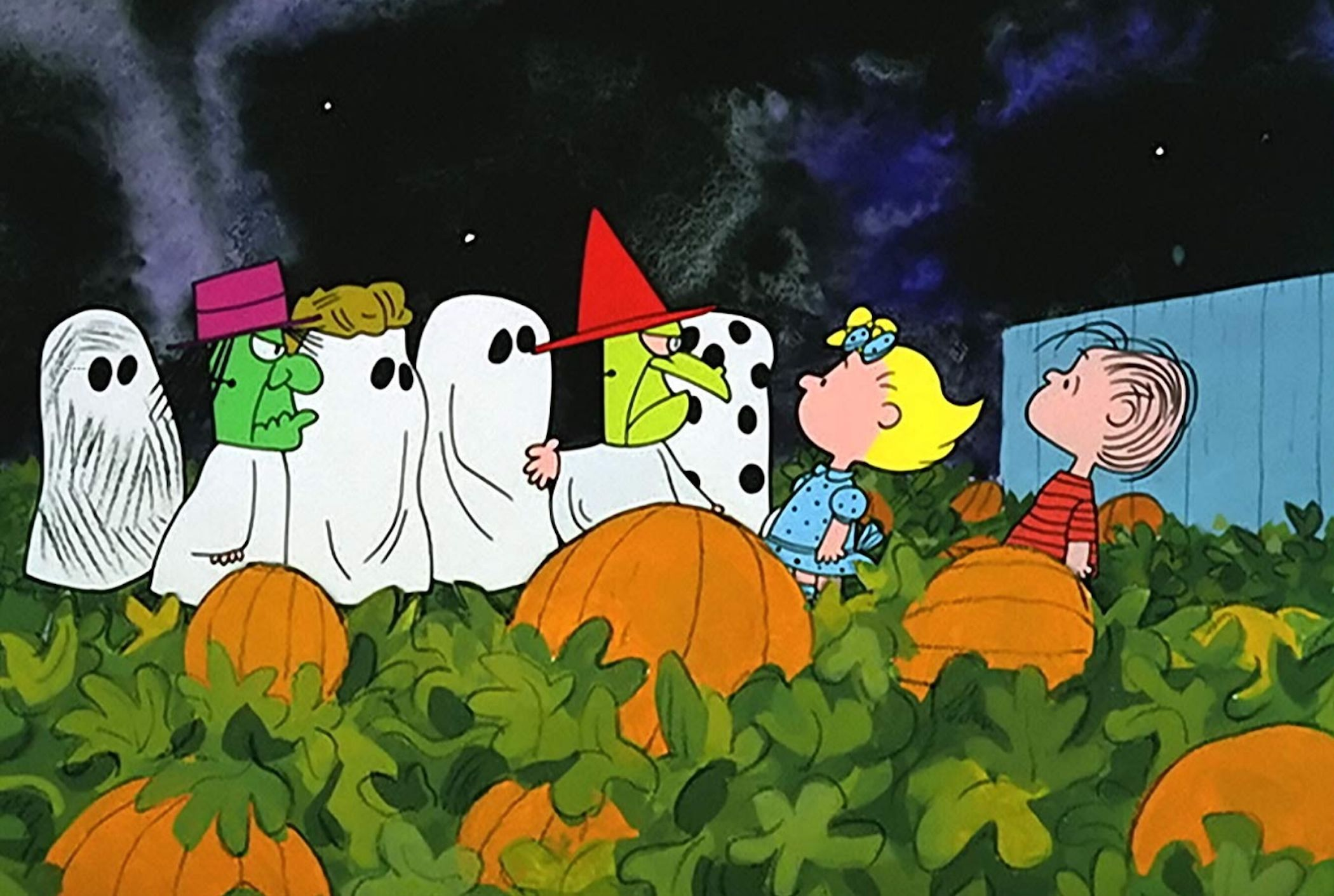 10 facts about its the great pumpkin charlie brown
