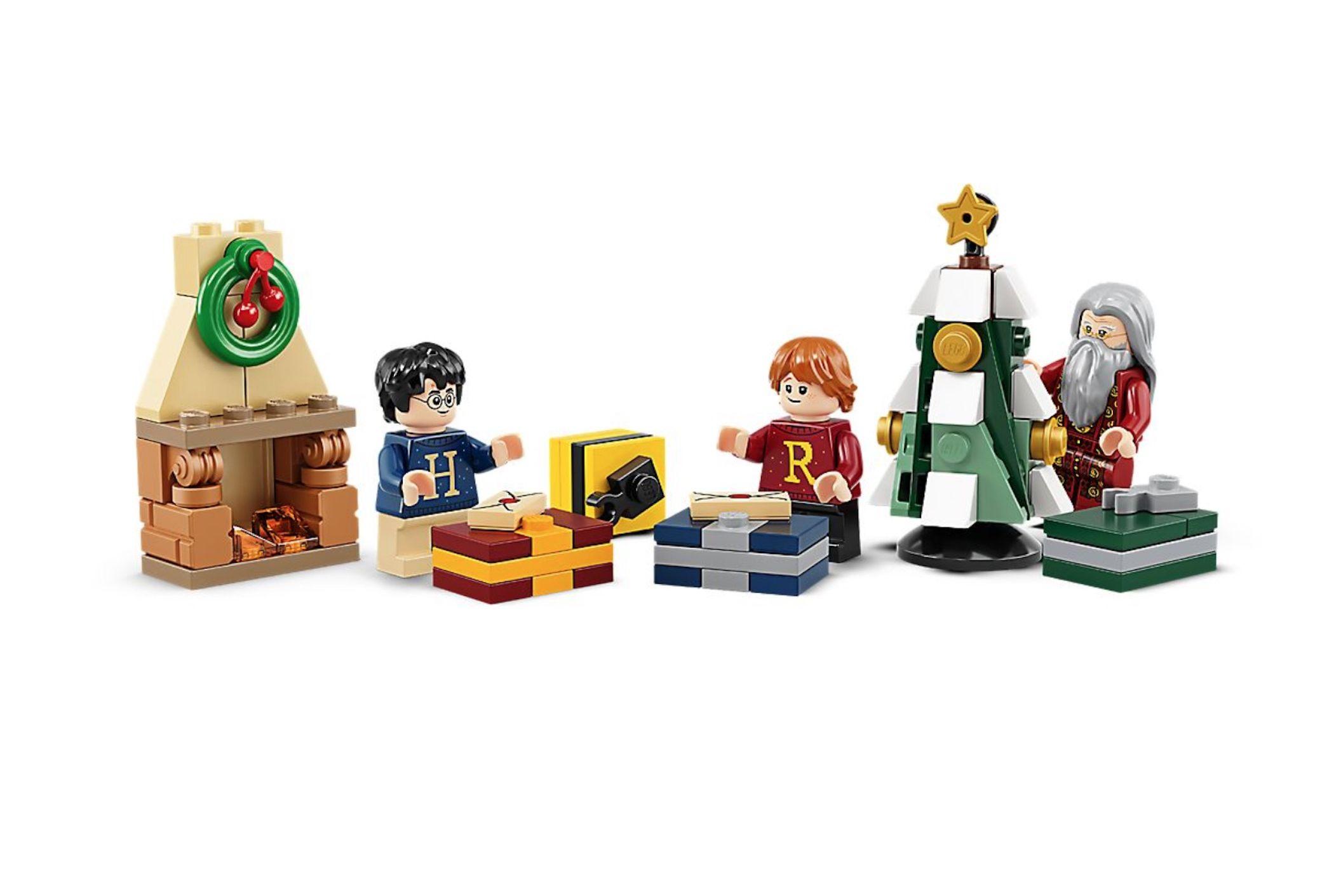 Years LEGO Harry Potter Advent Calendar 2019 Set 75964-7