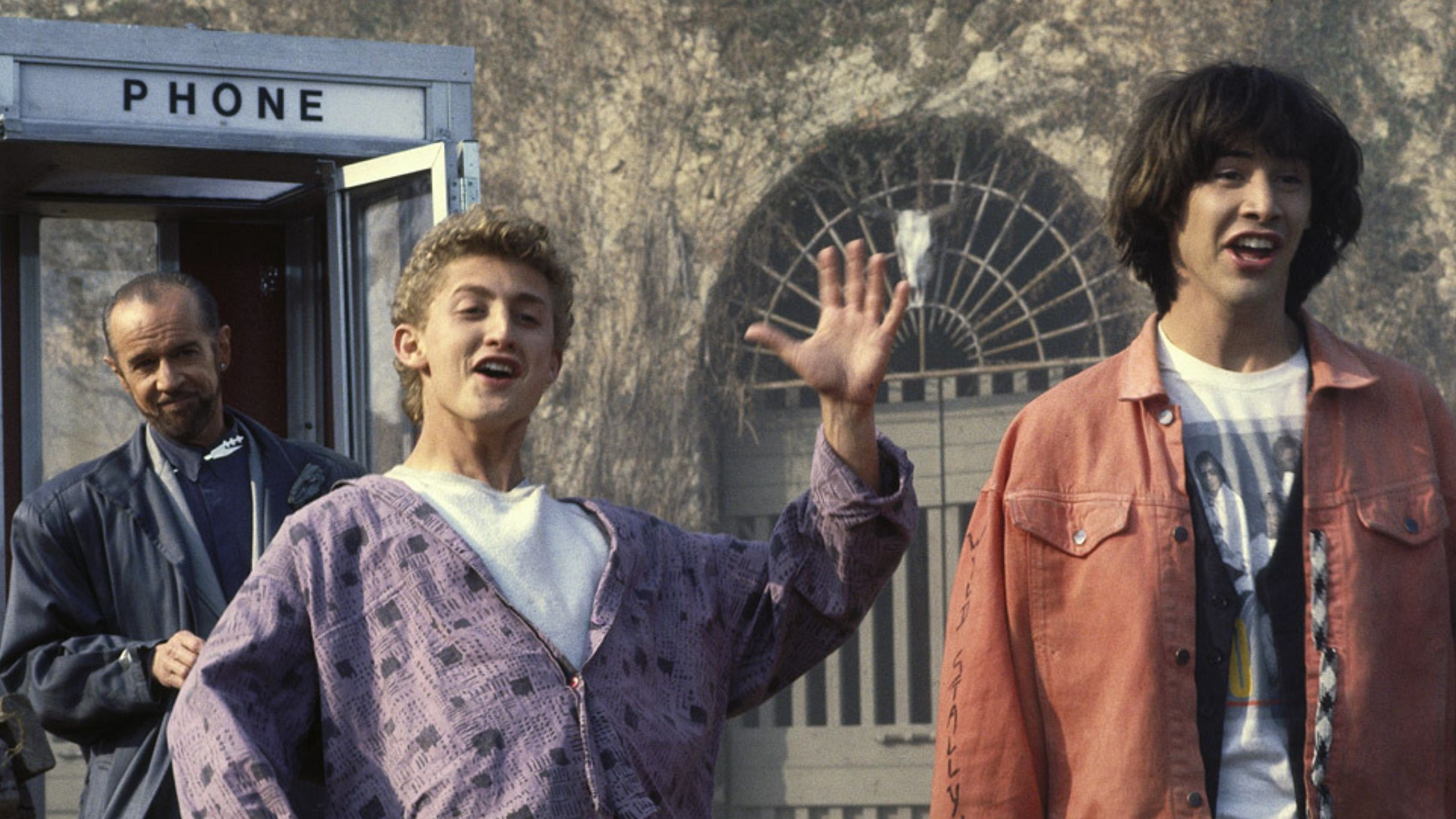 'bill & ted's excellent adventure' movie facts   mental floss