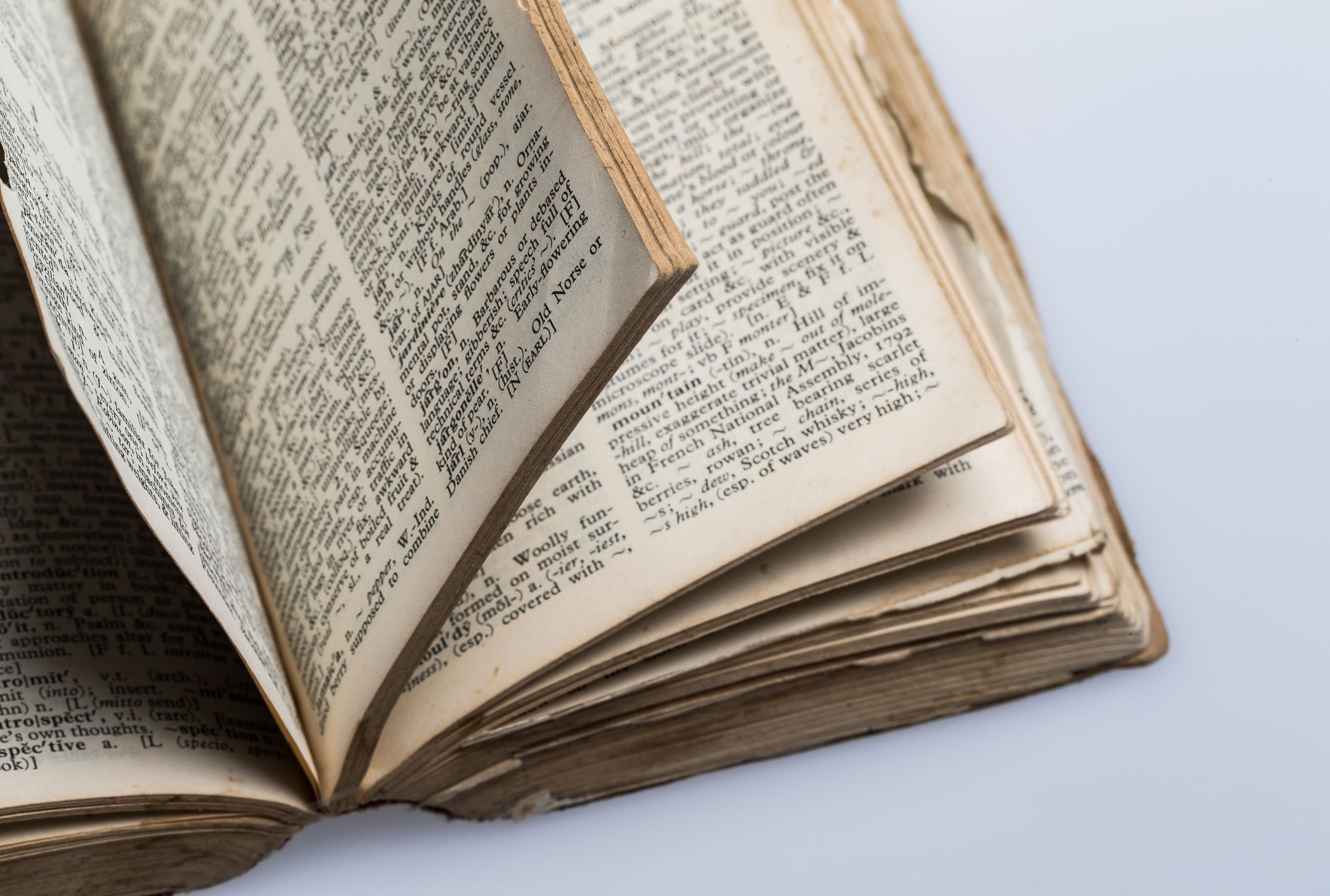 13 Facts About the Oxford English Dictionary | Mental Floss
