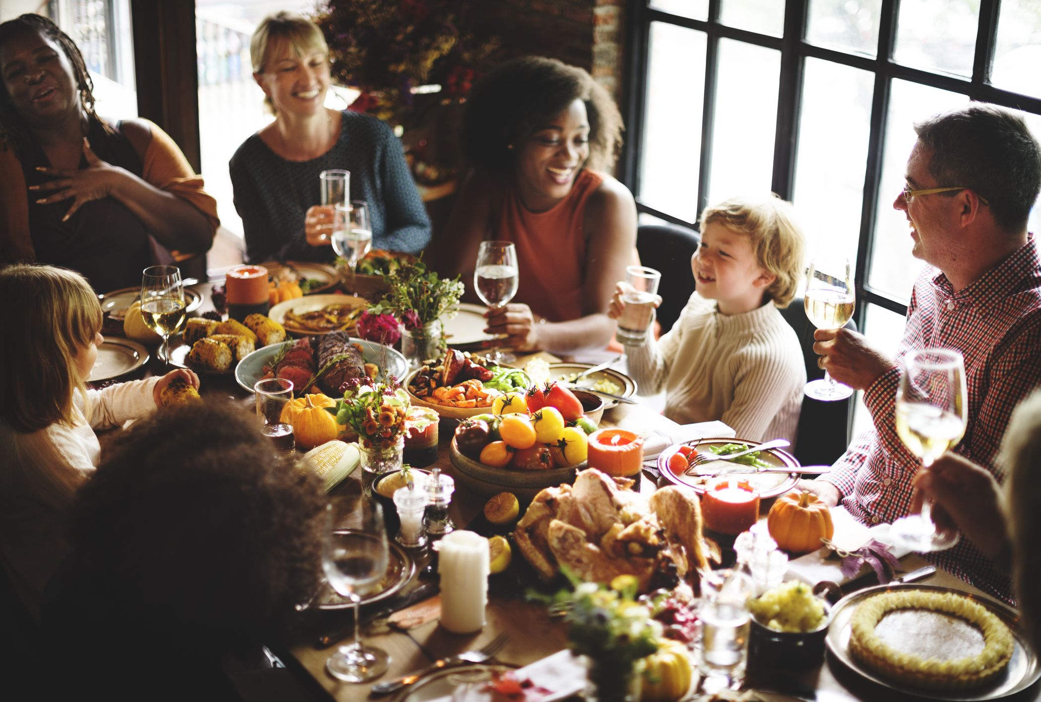 The Best Time To Eat Thanksgiving Dinner According To Twitter Mental Floss