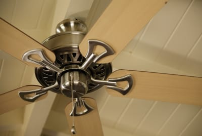 Have you checked the settings on your ceiling fan lately?