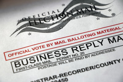 Voting by mail isn't the type of task you can procrastinate.