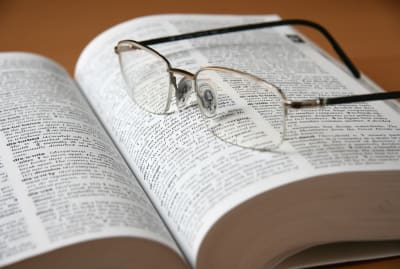 A degree in lexicography can actually hurt your chances of getting the job.